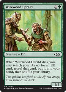 Wirewood Herald