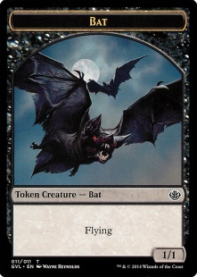 Bat token (1/1)