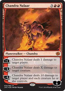 Chandra Nalaar (foil)