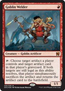 Goblin Welder (foil)