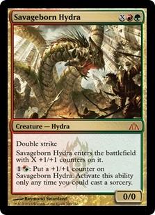 Savageborn Hydra (foil)