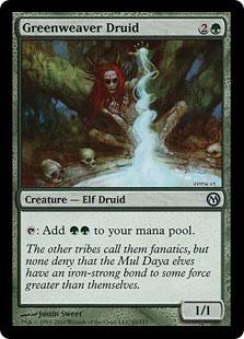 Greenweaver Druid