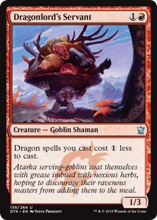 Dragonlord's Servant