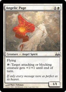 Angelic Page