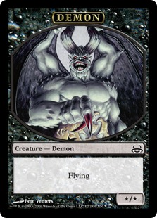 Demon token (*/*)