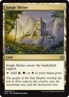 Jungle Shrine