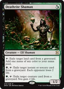 Deathrite Shaman (foil)