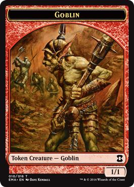 Goblin token (1/1)