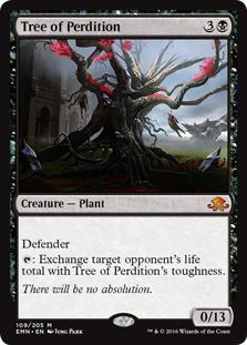 Tree of Perdition