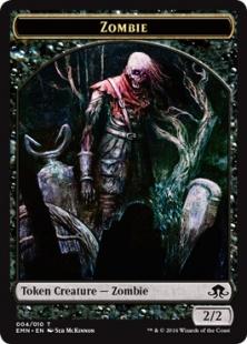 Zombie token (2) (2/2)