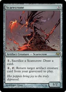 Scarecrone