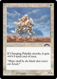 Charging Paladin
