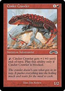Cinder Crawler