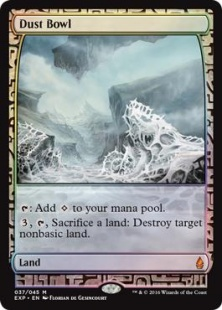 Dust Bowl (foil) (full art)