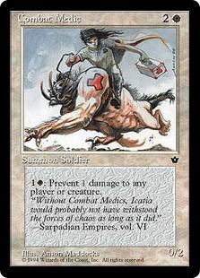 Combat Medic (3)