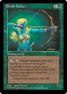 Elvish Hunter (1)