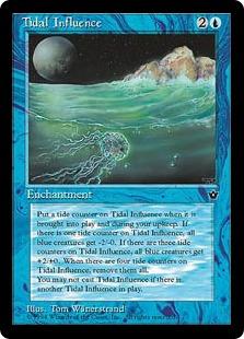Tidal Influence
