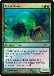 Acidic Slime (foil)