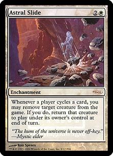 Astral Slide (foil)