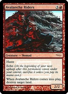 Avalanche Riders (foil)