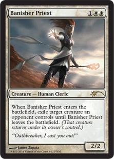 Banisher Priest (foil)