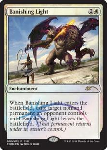 Banishing Light (foil)