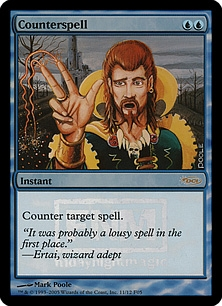Counterspell (foil)