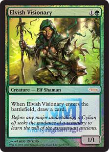 Elvish Visionary (foil)