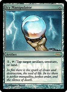 Icy Manipulator (foil)