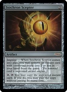 Isochron Scepter (foil)