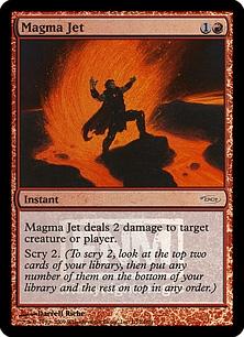 Magma Jet (foil)