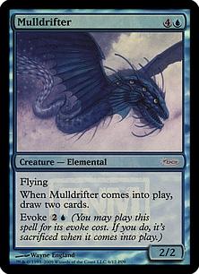 Mulldrifter (foil)