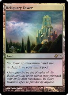 Reliquary Tower (foil)