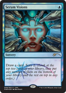 Serum Visions (foil)