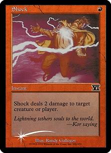 Shock (foil)