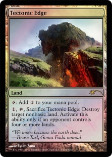 Tectonic Edge (foil)