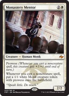 Monastery Mentor