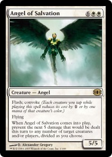 Angel of Salvation
