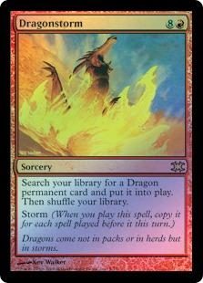 Dragonstorm (foil)