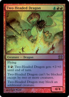 Two-Headed Dragon (foil)