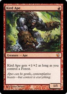 Kird Ape (foil)