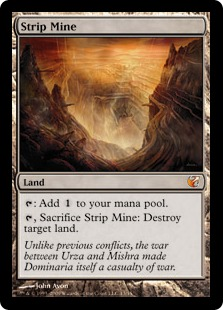Strip Mine (foil)
