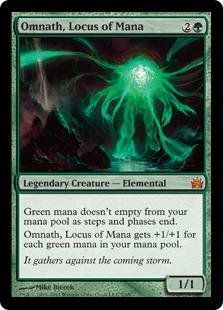 Omnath, Locus of Mana (foil)