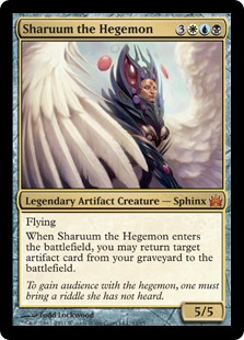 Sharuum the Hegemon (foil)