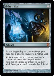 AEther Vial (foil)