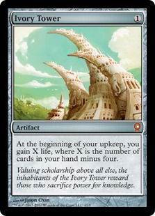 Ivory Tower (foil)