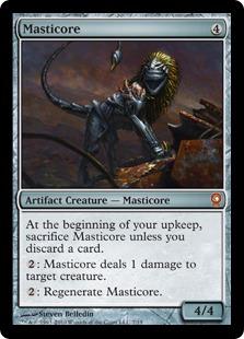 Masticore (foil)