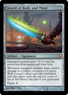 Sword of Body and Mind (foil)