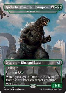 Titanoth Rex (borderless)