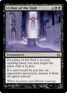 Leyline of the Void (foil)